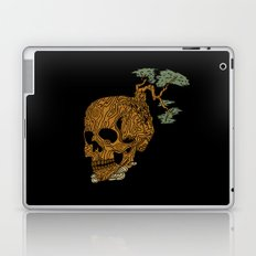 Timber Skull Laptop & iPad Skin