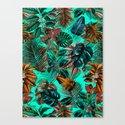 Tropical Garden II by burcukorkmazyurek