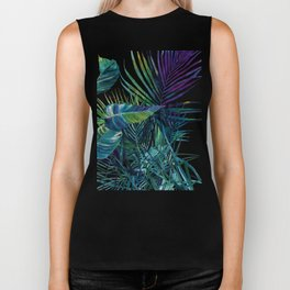 The jungle vol 2 Biker Tank