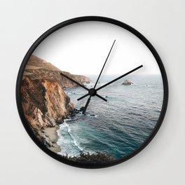 Big Sur, California // Wall Clock