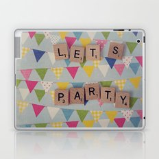 Lets Party Laptop & iPad Skin