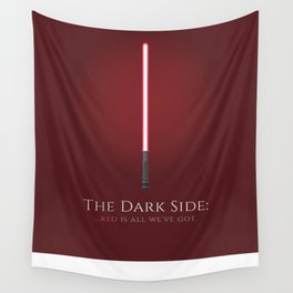 The Dark Side Wall Tapestry