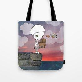Gone Fishing (2) Tote Bag
