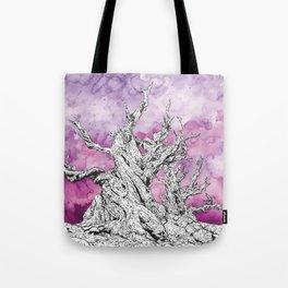 Yggdrasil Dawn Tote Bag