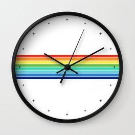 Vintage T-shirt No14 Wall Clock