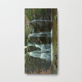 devil's crying Metal Print