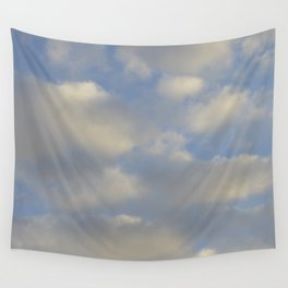 Cloudy Days Wall Tapestry