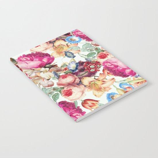 Floral Crush #society6 #decor #buyart Notebook