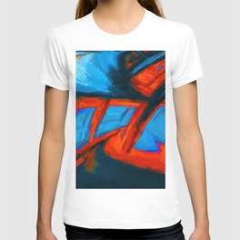 Order. Abstract Art by Tito T-shirt