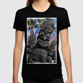 Angry Tiki Gods T-shirt