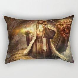 Wizard queen  Rectangular Pillow