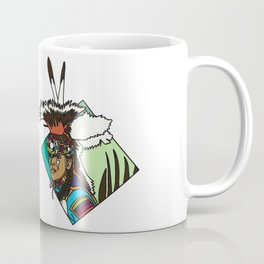 Men's Traditional Dancer Coffee Mug