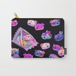Jelly bean sea slug - dark Carry-All Pouch