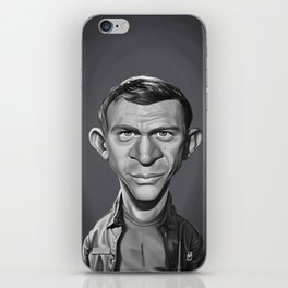Steve McQueen iPhone Skin