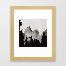 Rila Framed Art Print