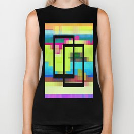Time and Place Biker Tank