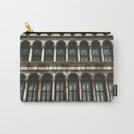 Facade on Piazza San Marco Carry-All Pouch