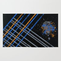 grid Area & Throw Rugs featuring Grid by Last Call