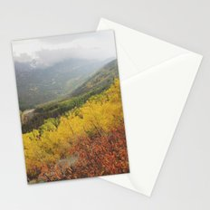 Rocky Mountain Colors Stationery Cards