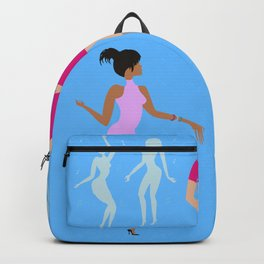 Dancing ladies Backpack