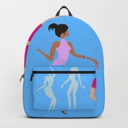 Dancing ladies Backpack