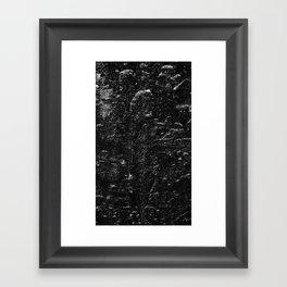 EmBOSS Framed Art Print
