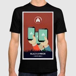 Black Mirror, White Bear T-shirt