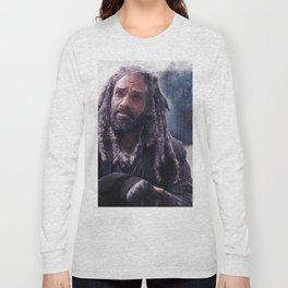 King Ezekiel Of The Kingdom - The Walking Dead Long Sleeve T-shirt
