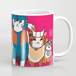 More than meets the cat! Coffee Mug