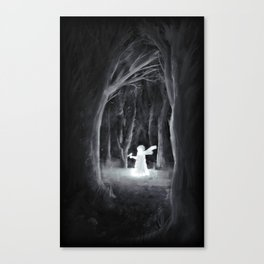 I Thought I'd Lost You Canvas Print