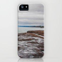 Artist Point Trail, Grand Marais, Minnesota 21 iPhone Case