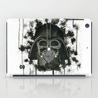 dark side iPad Cases featuring Dark side by Gilles Bosquet