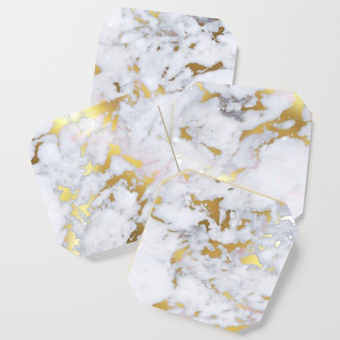 Original Gold Marble Coaster
