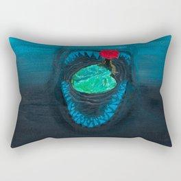 Lost But Not Forgotten Rectangular Pillow