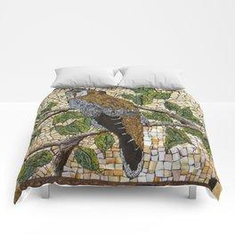 American Kestrel Comforters