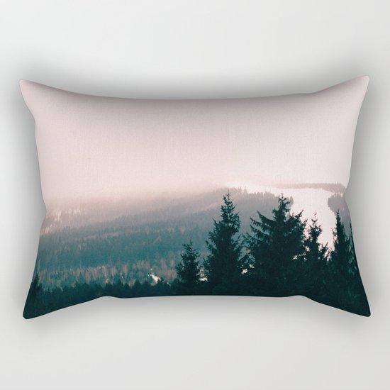 Vintage life Rectangular Pillow