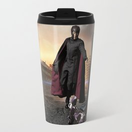 X-Men: Sentinel Diorama Series III (Magneto) Travel Mug