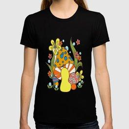 Retro Mushroom T-shirt