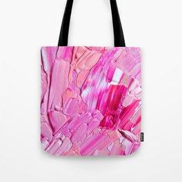 Raspberry Truffle Tote Bag