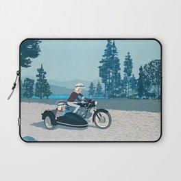 The Blue Lake Laptop Sleeve