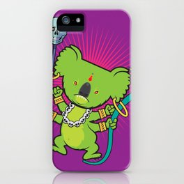 Oz Wizard iPhone Case