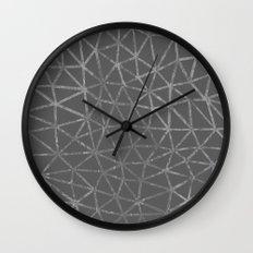 Seg Marble Wall Clock