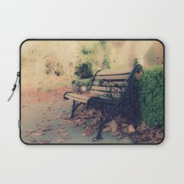The Bench Laptop Sleeve