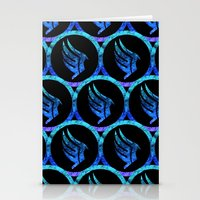 mass effect Stationery Cards featuring Mass Effect Paragon by foreverwars