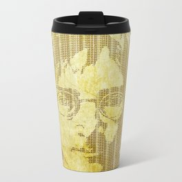 There is a MAGI in Imagine Metal Travel Mug