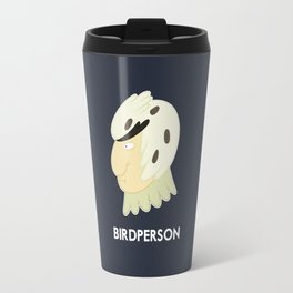 Birdperson Travel Mug