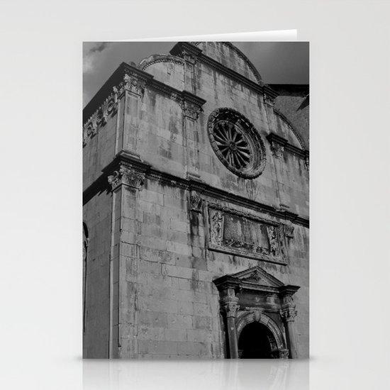 Venetian Church Stationery Cards