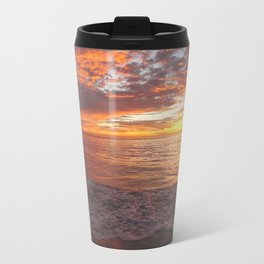 Inspirational Sunset by Aloha Kea Photography Metal Travel Mug