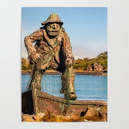 Fishermans Memorial Poster