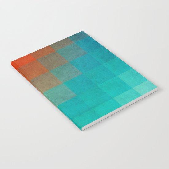 Beach Pixel Surface Notebook